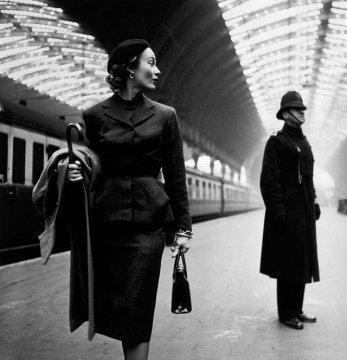Fot. Toni Frissell, 1951, reprodukcja: Wikimedia